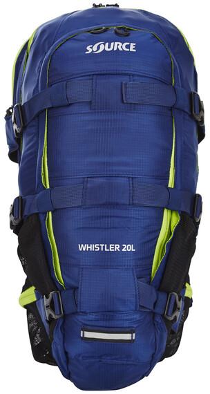 SOURCE Whistler fietsrugzak 3l blauw